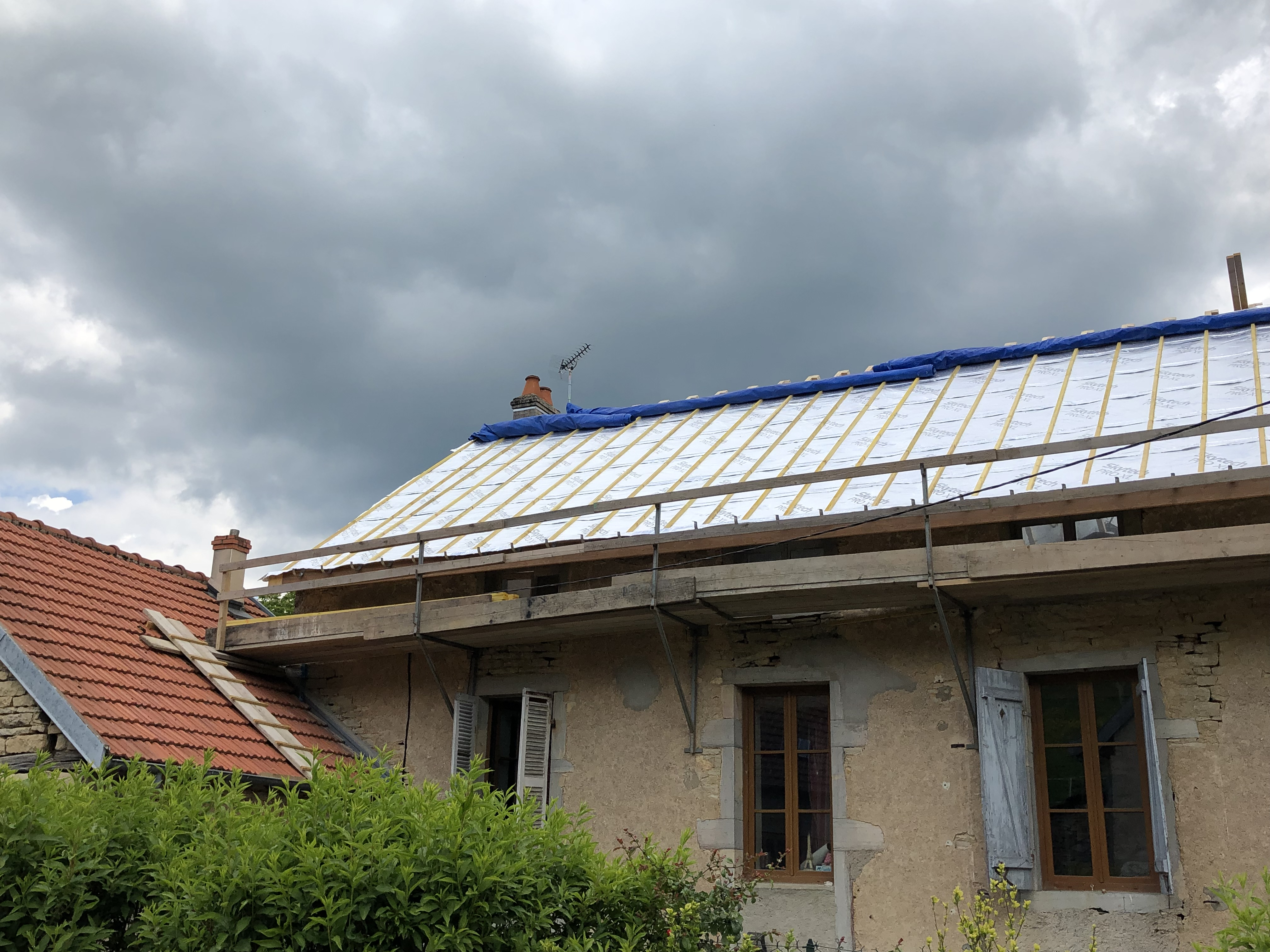 Maison Des Travaux Avis entreprise de construction marsannay-la-côte : rénovation